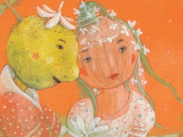Καλοκαιρινή γιορτή - Ο πρίγκιπας Λεμόνης και η όμορφη  Κρεμμύδω