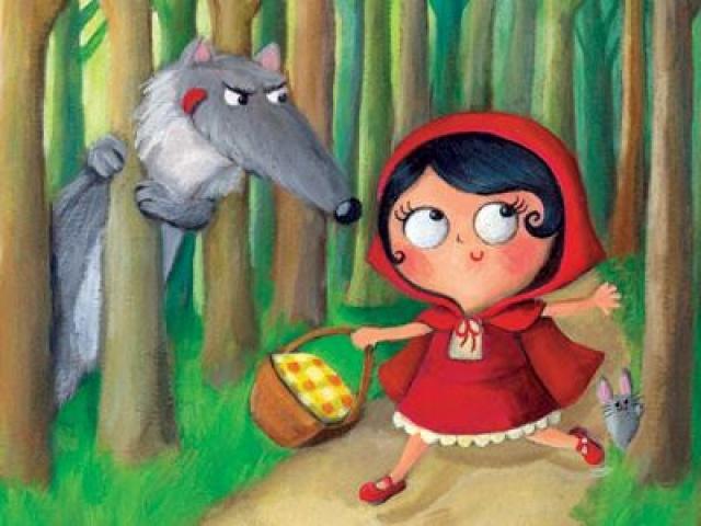 Καλοκαιρινή γιορτή - Η κοκκινοφουστίτσα και ο Λύκος ο Θωμάς
